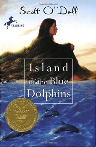 เกาะโลมาสีน้ำเงิน (Island of the Blue Dolphins) นวนิยายต่างประเทศ